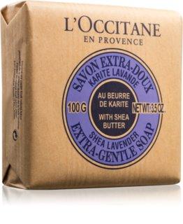 L'Occitane Lavande сапун