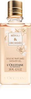 L'Occitane Neroli & Orchidée sprchový gel pro ženy