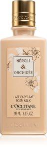 L'Occitane Neroli & Orchidée tělové mléko pro ženy