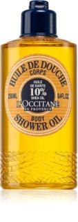 L'Occitane Karité душ-масло с грижа за тялото