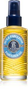 L'Occitane Shea Butter олио за тяло