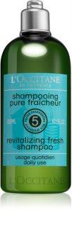 L'Occitane Aromachologie revitalisierendes Shampoo für trockenes Haar