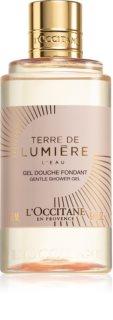 L'Occitane Terre de Lumière gel de dus matasos pentru femei 250 ml