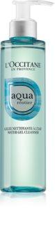 L'Occitane Aqua Réotier hidratantni gel za čišćenje