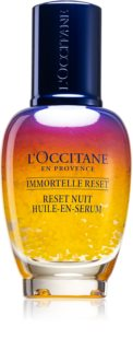 L'Occitane Immortelle Rest Ser de noapte nutritiv antirid