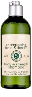 L'Occitane Aromachologie Body&Strength Shampoo