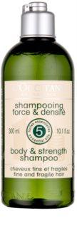 L'Occitane Aromachologie šampon pro posílení vlasů