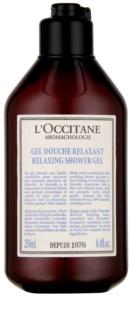 L'Occitane Aromachologie relaxačný sprchový gél