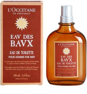 L'Occitane Eav des Baux eau de toilette para hombre 100 ml
