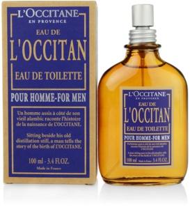 L'Occitane Eau de L´Occitan Pour Homme eau de toilette per uomo 100 ml