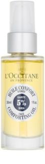 L'Occitane Karité aceite facial suave con manteca de karité