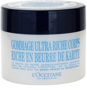 L'Occitane Karité Gentle Body Scrub