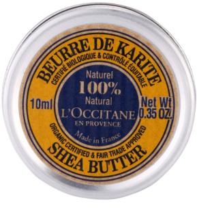 L'Occitane Karité 100% bio karitejevo maslo za suho kožo