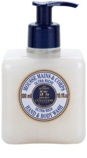 L'Occitane Karité екстра нежен сапун за ръце и тяло