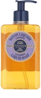 L'Occitane Lavande jabón líquido con manteca de karité