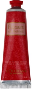 L'Occitane Rose kézkrém rózsa illattal