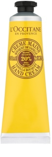 L'Occitane Shea Butter Hand Cream with Vanilla Aroma