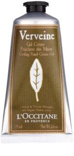 L'Occitane Verveine крем за ръце  с охлаждащ ефект