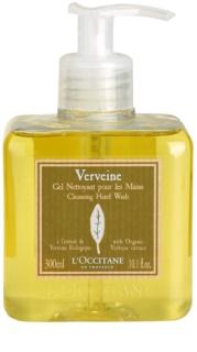 L'Occitane Verveine jabón líquido limpiador para manos