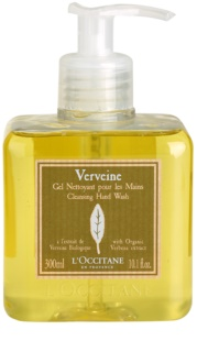 L'Occitane Verveine Cleansing Liquid Hand Soap