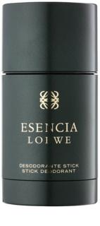 Loewe Esencia Loewe desodorante en barra para hombre 75 ml