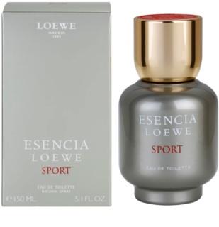 Loewe Esencia Loewe Sport Eau de Toilette für Herren 150 ml