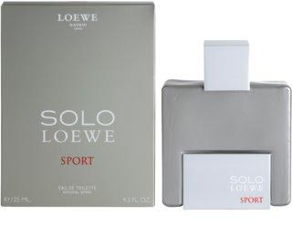 Loewe Solo Loewe Sport toaletna voda za moške 125 ml