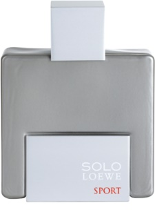 Loewe Solo Loewe Sport Eau de Toilette for Men 125 ml