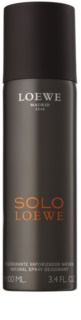 Loewe Solo Loewe Deo Spray for Men 100 ml