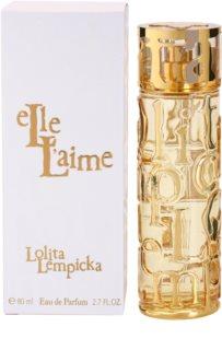 Lolita Lempicka Elle L'aime eau de parfum nőknek 80 ml