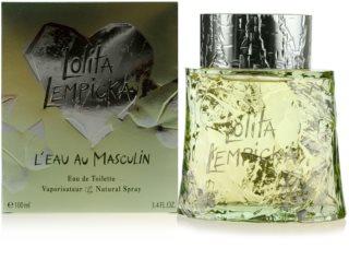 Lolita Lempicka L`Eau Au Masculin toaletní voda pro muže 100 ml