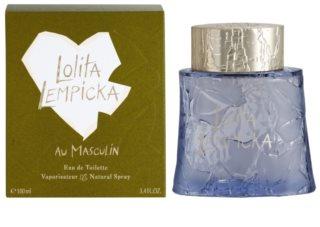 Lolita Lempicka Au Masculin Eau de Toilette voor Mannen 100 ml