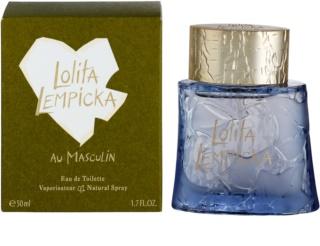 Lolita Lempicka Au Masculin Eau de Toilette für Herren 50 ml