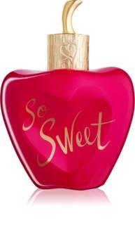 Lolita Lempicka So Sweet Eau de Parfum voor Vrouwen  80 ml