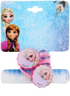Lora Beauty Disney Frozen Thin Hair Elastics