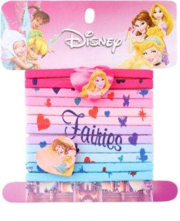 Lora Beauty Disney Princess гумки для волосся у формі серця