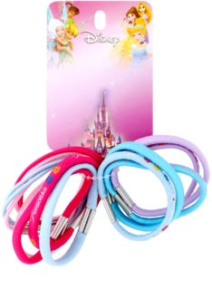 Lora Beauty Disney Princess gomas finas para el pelo
