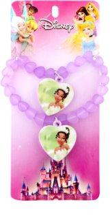 Lora Beauty Disney Tiana Necklace for Girls