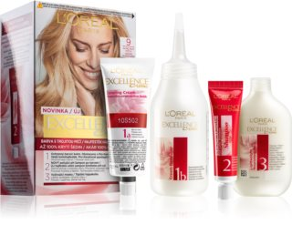 L'Oréal Paris Excellence Creme боя за коса