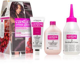 L'Oréal Paris Casting Crème Gloss βαφή μαλλιών