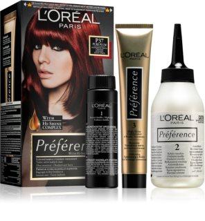 L'Oréal Paris Préférence Haarkleuring