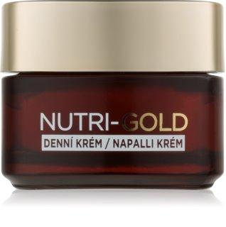 L'Oréal Paris Nutri-Gold crema facial de día intensamente nutritiva