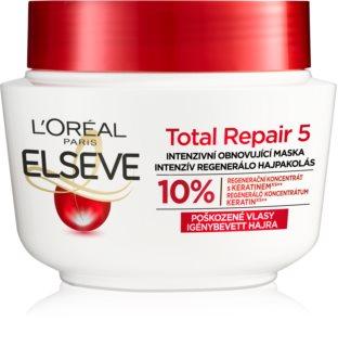 L'Oréal Paris Elseve Total Repair 5  regeneráló maszk hajra