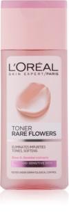 L'Oréal Paris Precious Flowers тонізуюча вода для обличчя для чутливої сухої шкіри