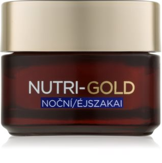 L'Oréal Paris Nutri-Gold нощен крем