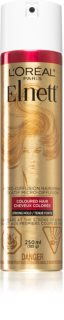 L'Oréal Paris Elnett Satin Hairspray with SPF for Coloured Hair