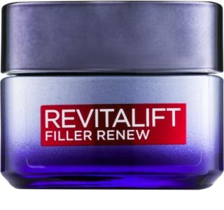 L'Oréal Paris Revitalift Filler Anti-Aging Nachtcreme mit Hyaluronsäure