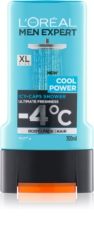 L'Oréal Paris Men Expert Cool Power tusfürdő gél