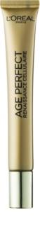 L'Oréal Paris Age Perfect Cell Renew Augenpflege gegen Falten, Schwellungen und Augenringe