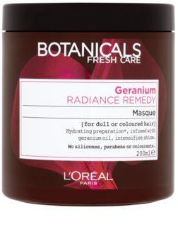 L'Oréal Paris Botanicals Radiance Remedy маска  для фарбованого волосся